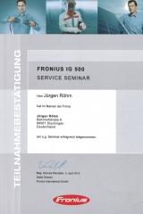 FRONIUS-Photovoltaik-Anlagen