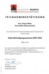 Schulung_Solar-Befestigungssysteme_DIN_1005